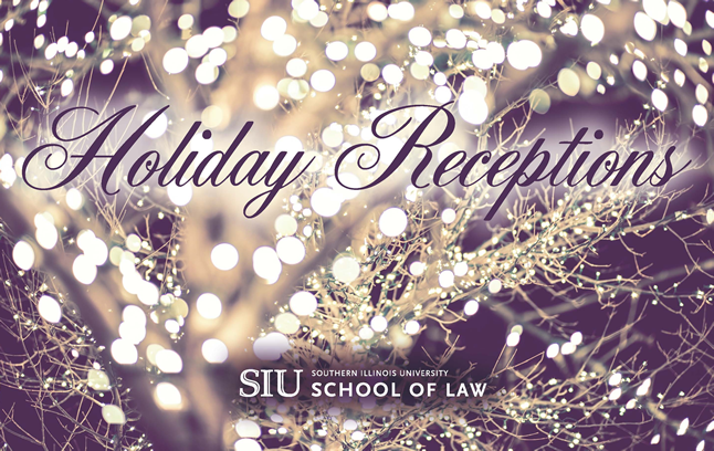 Alumni Receptions| School of Law | SIU