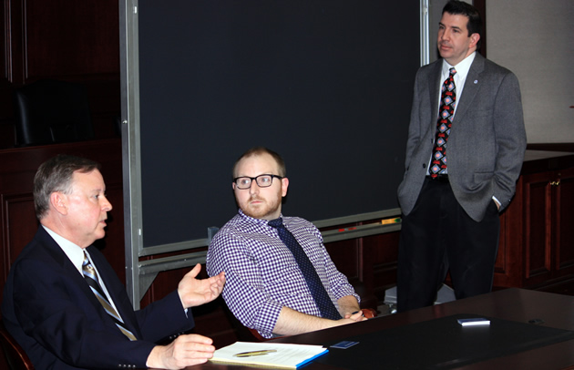 Career Track Presentations & Market Sector Panels | School of Law | SIU