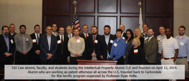 Intellectual Property Law | School of Law | SIU