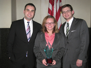 moot court team winner