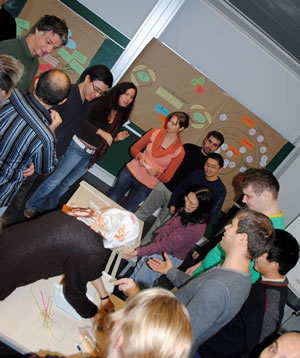 Intercultural Workshop at the University of Bayreuth