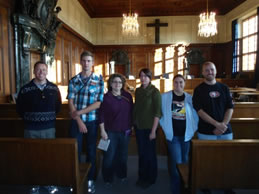 Nuremberg Trials Courtroom