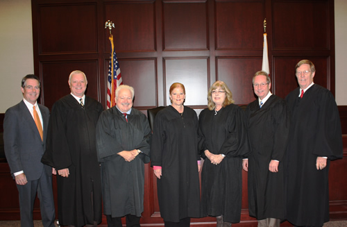 Appellate Judges