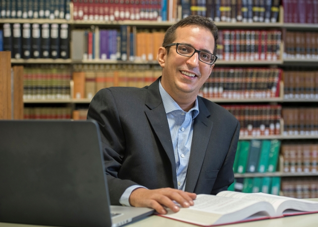 National Jurist names 3L student Victor Feraru one of the top 20 law students of 2018